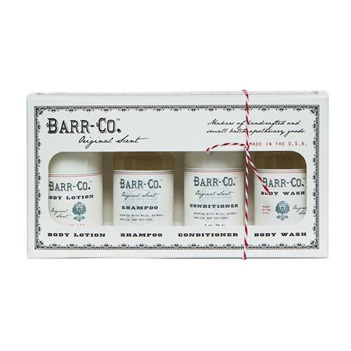 Barr-Co. Original Scent Bath & Body Gift Set