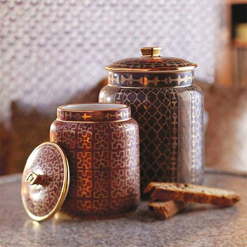Fortuny Ashanti Canister by L'Objet