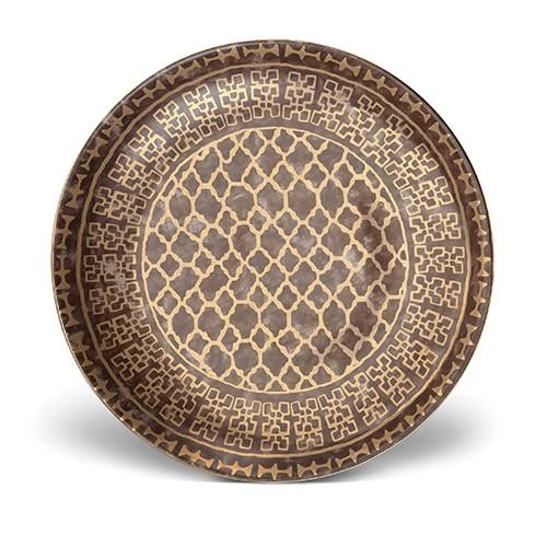 Fortuny Ashanti Round Platter, Large by L'Objet
