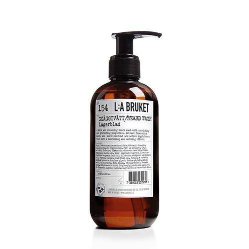 No. 154 Laurel Leaf Beard Wash by L:A Bruket