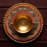 Alencon Rouge Soup Bowl by L'Objet