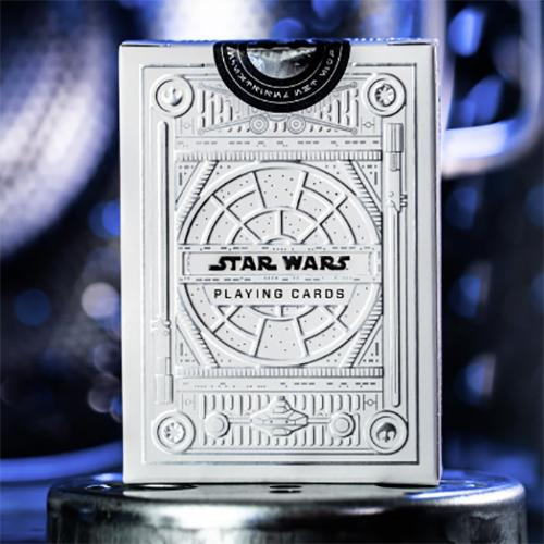 Star Wars: Light Side Playing Cards, Silver Edition
