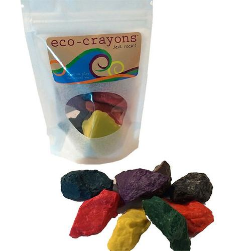 Eco Sea Rocks Crayon Set