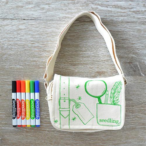 Adventure Satchel Kit by Seedling