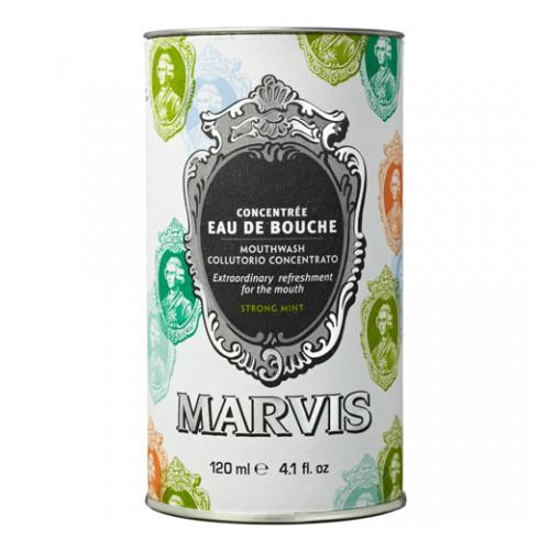 Marvis Strong Mint Concentrated Mouthwash