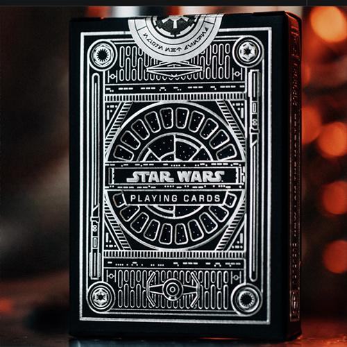 Star Wars: Dark Side Playing Cards, Silver Edition