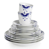 Blue Fluted Mega Butter Dish by Royal Copenhagen