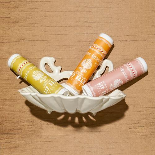 Barr-Co. Soap Shop Warm Trio Lip Balm Gift Set