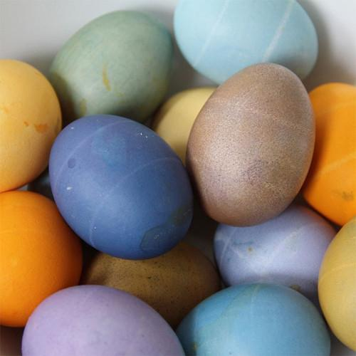 Eco Easter Eggs Coloring Kit