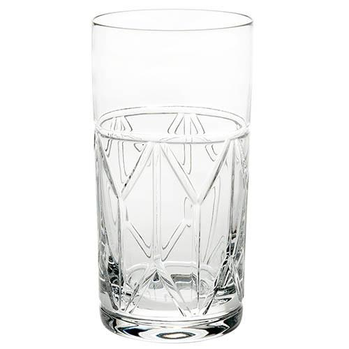 Avenue Highball Glass by Vista Alegre