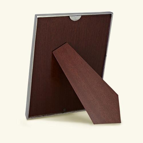 Lugano Small Square Frame by Match Pewter