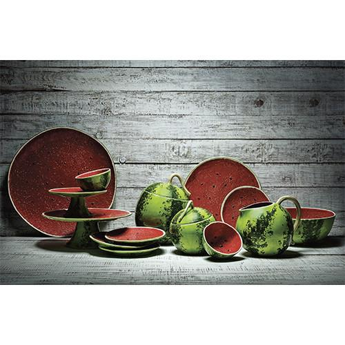 Watermelon Fruit or Dessert Plate, 8.25