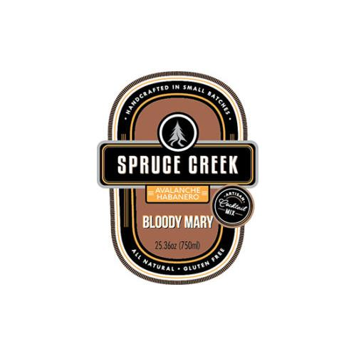 Avalanche Habanero Bloody Mary Mix by Spruce Creek