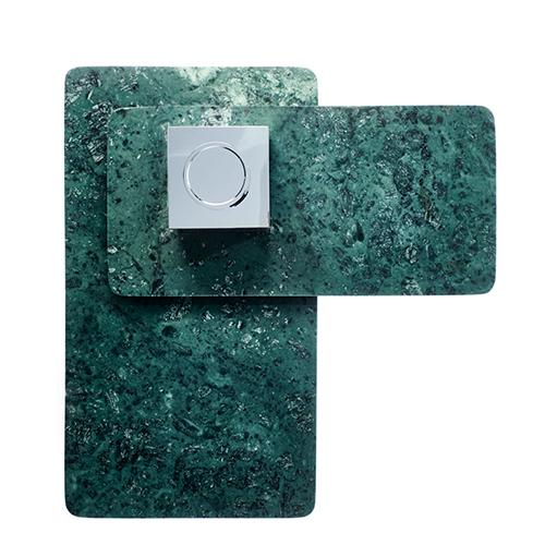 Century TAB Green Marble Tray by Decor Walther