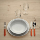 All-Time Dinner Plate by Guido Venturini for Alessi