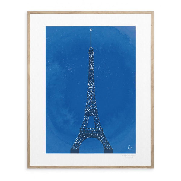 Eiffel Tower by Why LA? Pourquoi Paris?