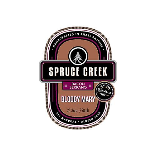 Bacon Serrano Bloody Mary Mix by Spruce Creek