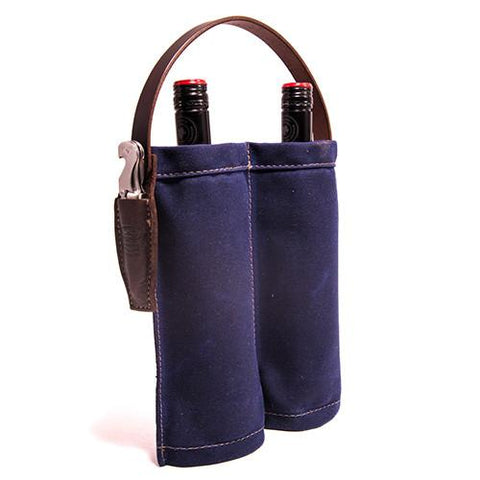 Wine Caddy by Orox Leather