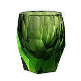 Super Milly Large Acrylic Tumbler Green 10 oz. by Mario Luca Giusti