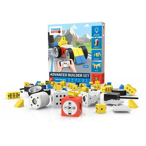 Advance Builder Set by Tinkerbots
