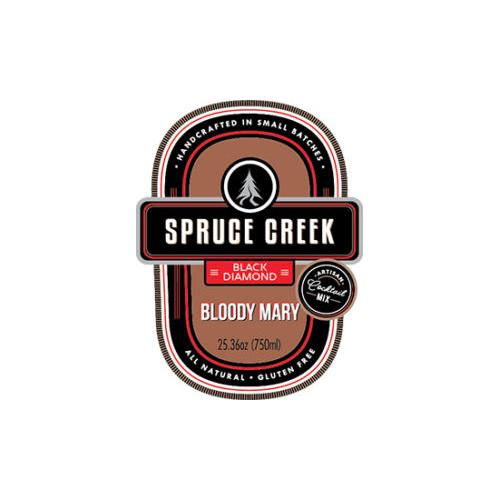 Black Diamond Bloody Mary Mix by Spruce Creek