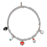 Frida Charms Bracelet and Necklace by Frida Kahlo for Acme Studio