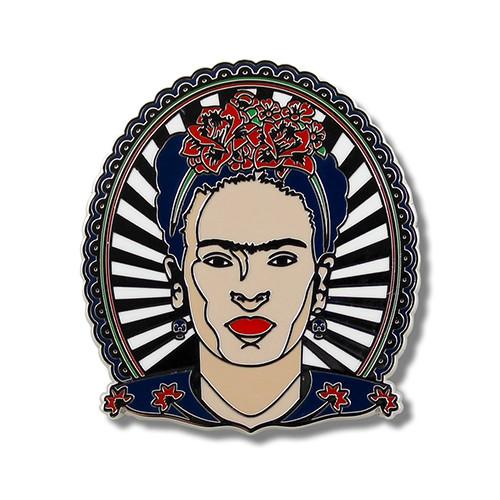 Frida Kahlo Brooch Pin by Acme Studio
