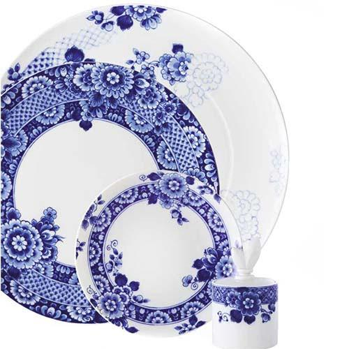 Blue Ming Bread & Butter Plate by Marcel Wanders for Vista Alegre