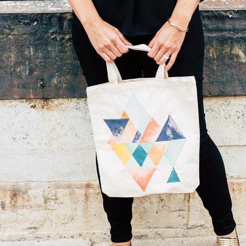 Design Your Own Tote Bag Kit by Seedling