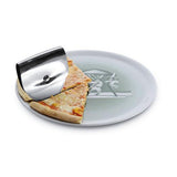 Taio Pizza Cutter by Valerio Sommella for Alessi