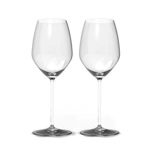 Expert Y Chardonnay Glasses, Set of 2 by Rogaska 1665