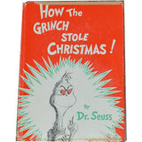 How The Grinch Stole Christmas! by Dr. Seuss  (First Edition)