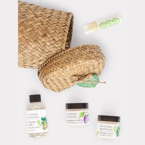 Herbs & Tea Gift & Travel Set by The Cottage Greenhouse
