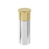 Shotgun Shell Pewter Flask
