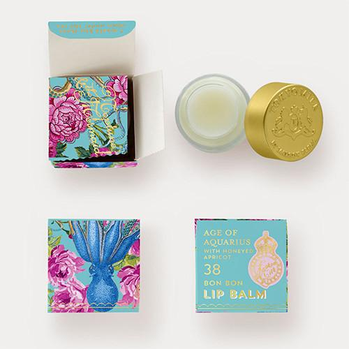 Age of Aquarius Bon Bon Lip Balm by Neptune & The Mermaid