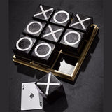 Deco Tic Tac Toe Game by L'Objet