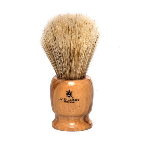 Wood Handle Horse Hair Shaving Brush by Vie-Long