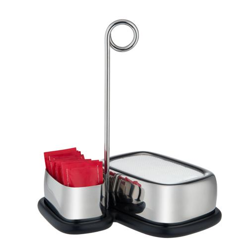 Bibo Tea & Coffee Condiment Set by Valerio Sommella for Alessi