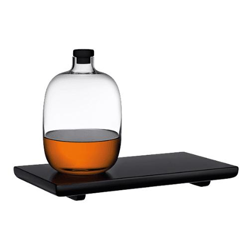 Malt Whiskey Decanter and Tray by Mikko Laakkonen for Nude