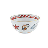 Il Viaggio di Nettuno Large White Bowl Side by Luke Edward Hall for Richard Ginori