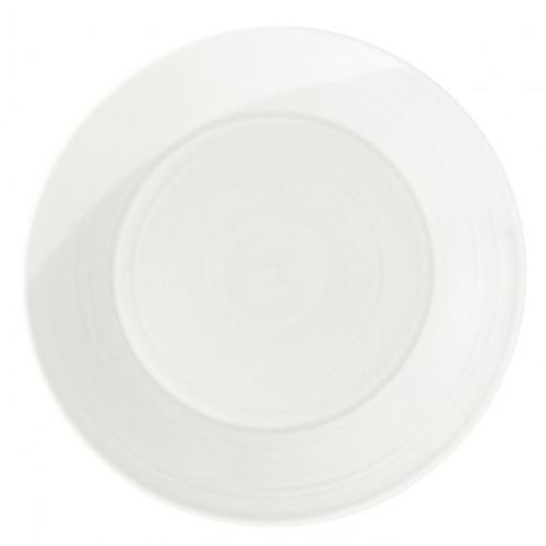 1815 White Salad Plate by Royal Doulton