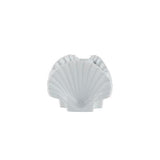 Il Viaggio di Nettuno White 3 Shells Vase/Candleholder Back by Luke Edward Hall for Richard Ginori