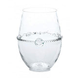 Graham Stemless White Wine Glass by Juliska