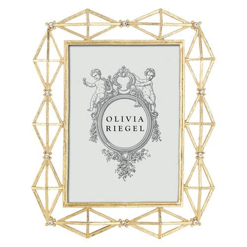 Xander Frames, Gold by Olivia Riegel