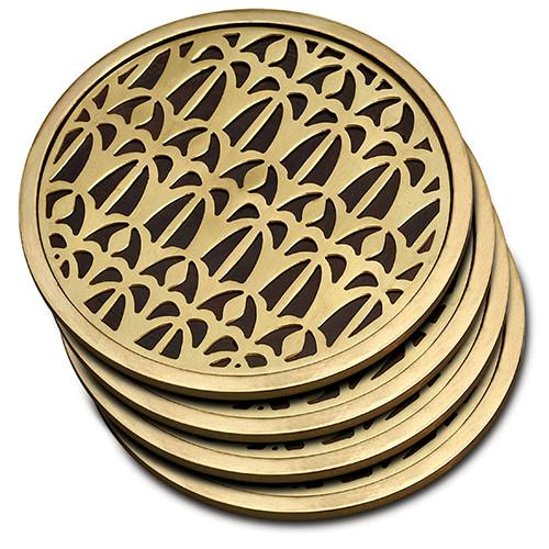 Fortuny Venise Coasters, Set of 4 by L'Objet