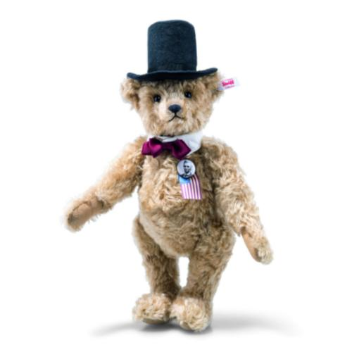 Abraham Lincoln Teddy Bear by Steiff