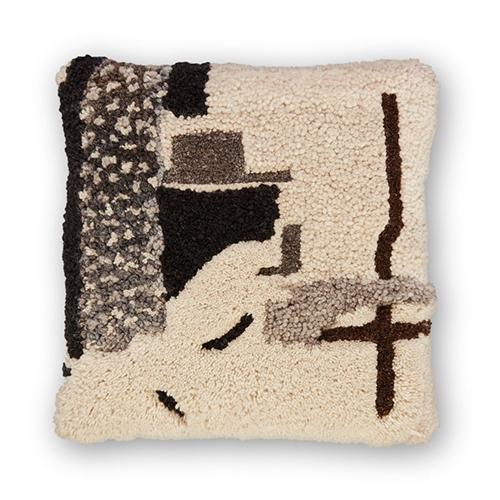 Abstract Cushion by Tom Dixon