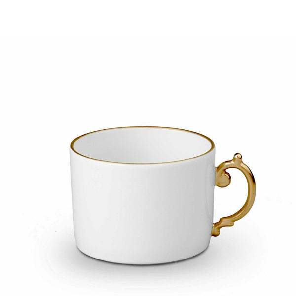 Aegean Gold Tea Cup by L'Objet