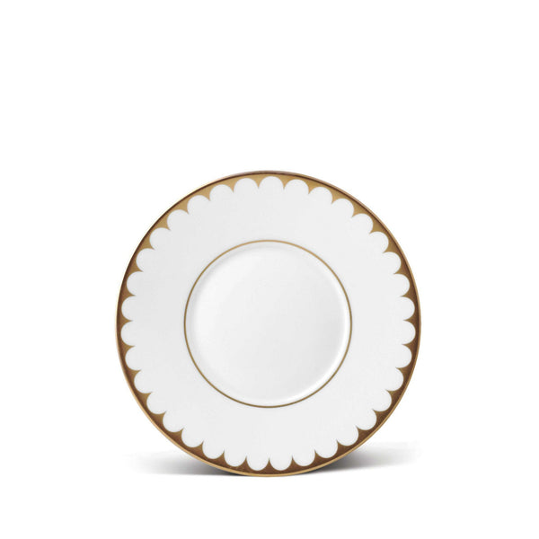 Aegean Filet Gold Saucer by L'Objet