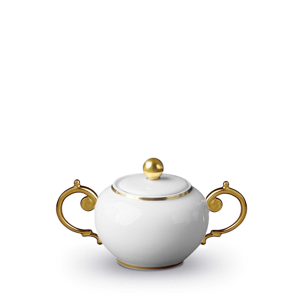 Aegean Gold Sugar Bowl by L'Objet